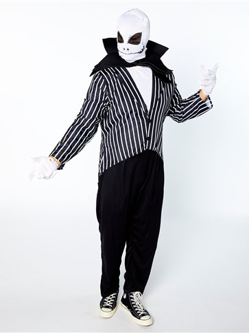 Mr Skeleton - Adult Costume front