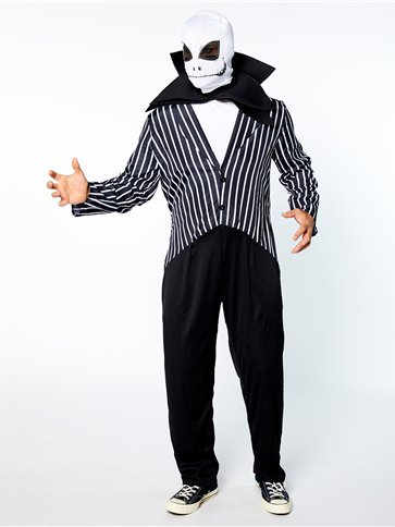 Mr Skeleton - Adult Costume pla