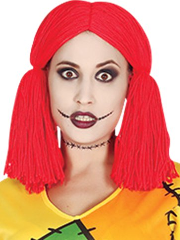Rag Doll - Adult Costume left