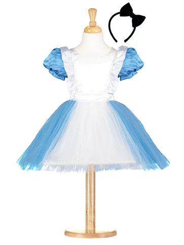 Blue Alice - Child Costume back