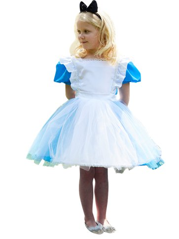 Blue Alice - Child Costume front