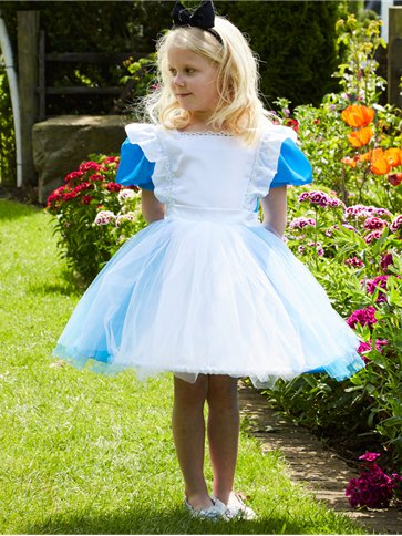 Blue Alice - Child Costume left