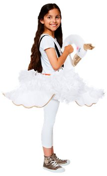 Glide on Swan - Child Costume