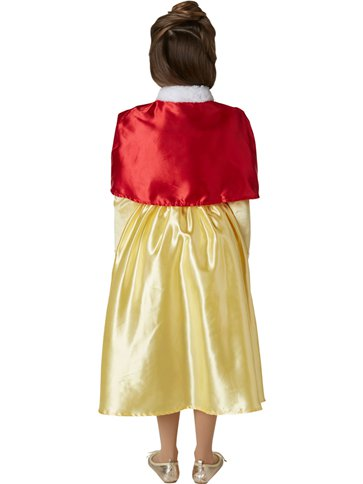 Disney Belle Deluxe - Child Costume left
