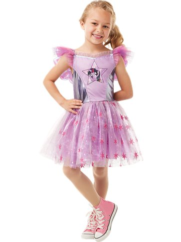 My Little Pony Twilight Sparkle Deluxe - Child Costume front