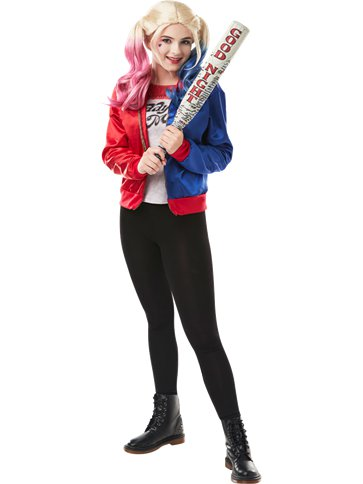 Harley Quinn Teen Costume Party Delights
