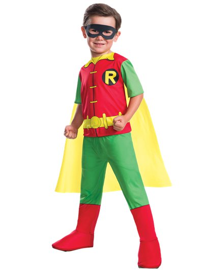 Robin - Child Costume