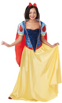 Disney Snow White Deluxe - Adult Costume