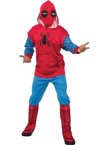 Spider-Man Sweats - Adult Costume front