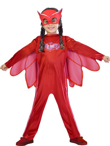 PJ Masks Owlette - Child Costume front