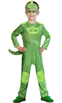 PJ Masks Gekko - Toddler & Child Costume