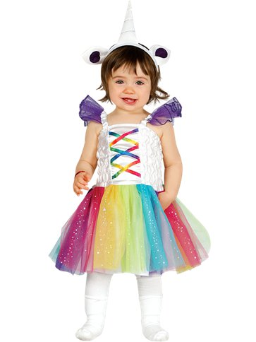 Unicorn - Baby and Toddler Costume front