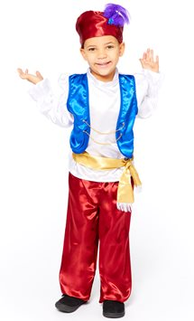 Aladdin - Child Costume