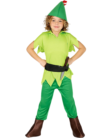 Peter Pan Child Costume Party Delights