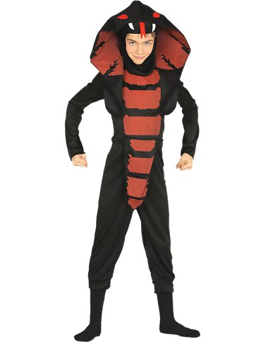 Cobra Ninja - Child Costume front