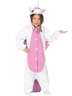 Unicorn Pink Onesie - Child Costume