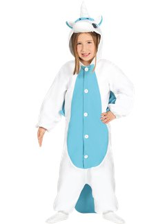 Unicorn Blue Onesie