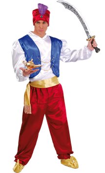 Aladdin - Adult Costume