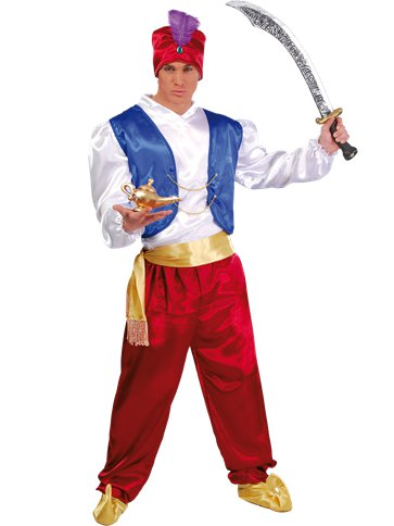 Aladdin Adult Costume Party Delights
