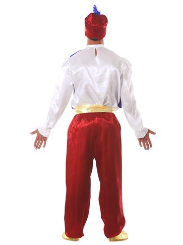Aladdin - Adult Costume left