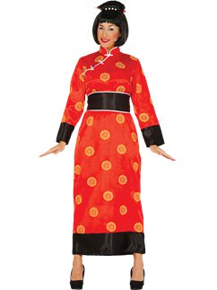 Oriental Lady - Adult Costume
