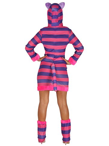 Striped Cat - Adult Costume left