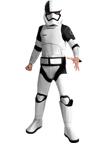 Deluxe Executioner Trooper - Child Costume front