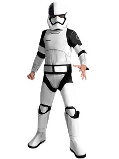Deluxe Executioner Trooper - Child Costume