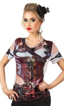 Mrs Steampunk - Adult Costume