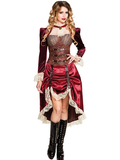 Lady Steampunk - Adult Costume