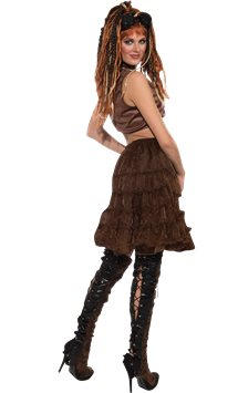 Steampunk Crinoline - Adult Costume