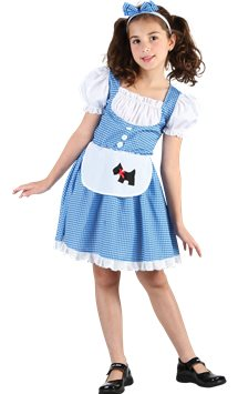 Fairy Tale Girl - Child Costume