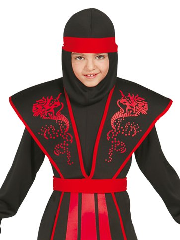 Shadow Ninja - Child Costume left
