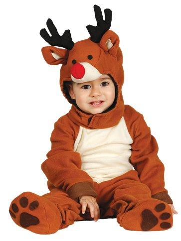 Reindeer Baby Costume Party Delights