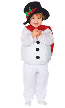 Snowman - Baby & Toddler Costume