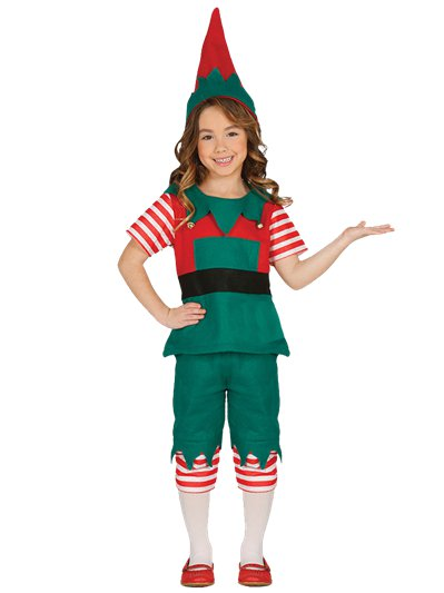 Elf - Child Costume