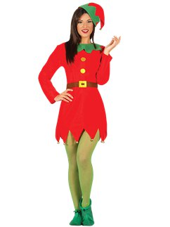 Elf  sc 1 st  Party Delights & Christmas Elf Costumes | Party Delights
