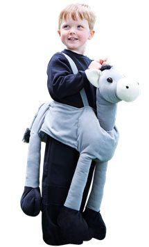 Ride on Donkey - Child Costume