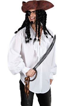 Pirate Shirt - Adult Costume
