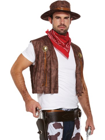 Cowboy - Adult Costume left