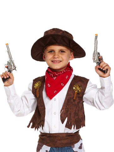 Cowboy - Child Costume left