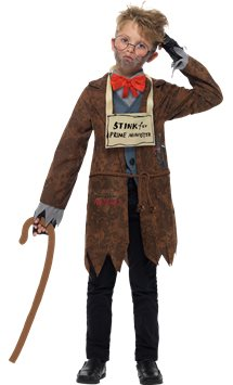 David Walliams Mr Stink - Child Costume