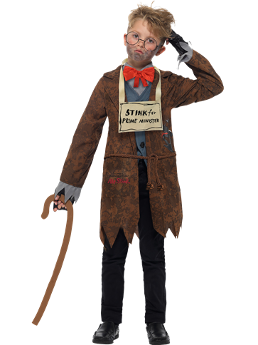 David Walliams Mr Stink Child Costume Party Delights