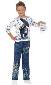 David Walliams Billionaire Boy - Child & Teen Costume