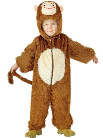 Monkey - Child Costume front