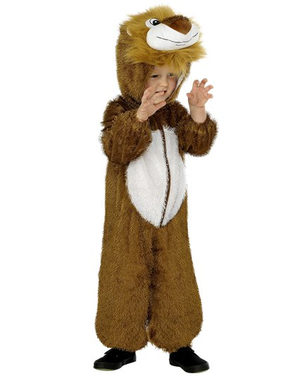 Lion - Child Costume