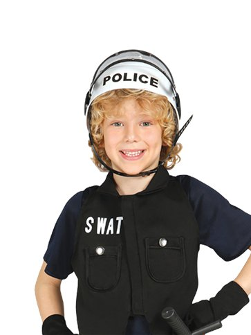 S.W.A.T - Child's Costume back