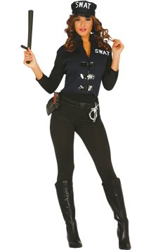 S.W.A.T - Adult Costume