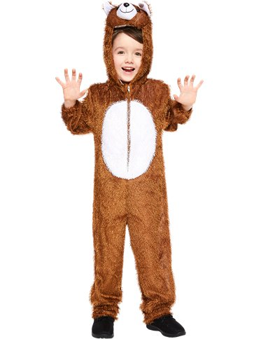 Bear - Child Costume front