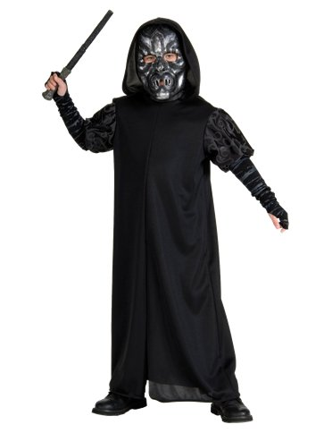 Death Eater - Child Costume front